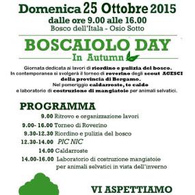 Terzo Boscaiolo Day
