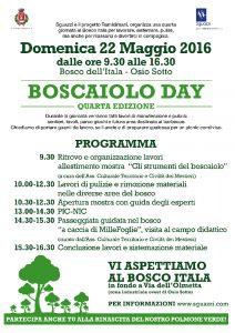 Boscaiolo Day – Quarta edizione