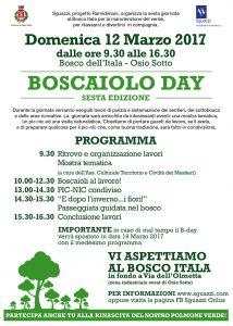 Boscaiolo Day – Sesta edizione
